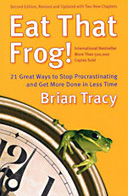 Brian Tracy's Eat That Frog Book Review